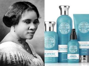 Company Behind Shea Moisture Revitalizes Madam C.J. Walker's Haircare Line.