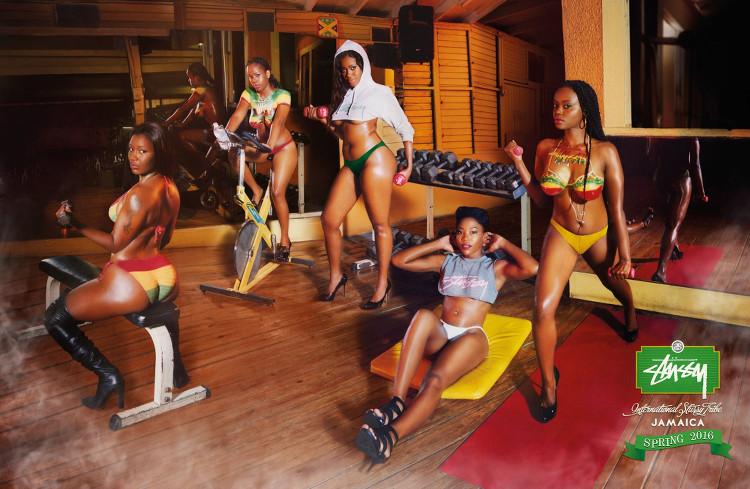 Stussy Jamaica