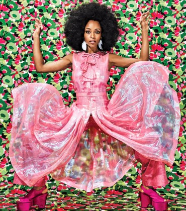 Editorials. Yaya DaCosta. New York Magazine March 2016.  Images by Bobby Doherty.
