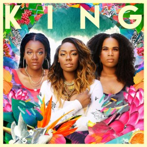 Listen To This.  'We Are King.' The Latest From Soulful Trio KING.