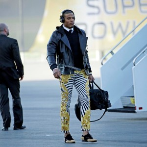Sorry Folks, Cam Newton's Versace Pants Are Sold Out.
