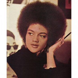 Watch This. Kathleen Cleaver on The Beauty of Natural Hair.