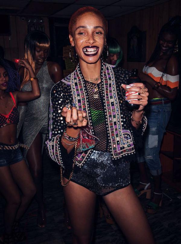 Adwoa Aboah, Vogue Germany