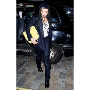 The Splurge. Steal FKA twigs' Style in Acne and Harmony Paris.