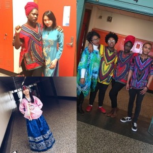 Baltimore Students Protest 'Forced Assimilation' of School Uniforms During #FormationWeek.