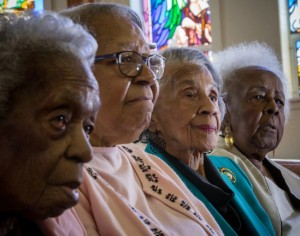 These 4 Lifelong Friends Are All Turning 100 This Year.