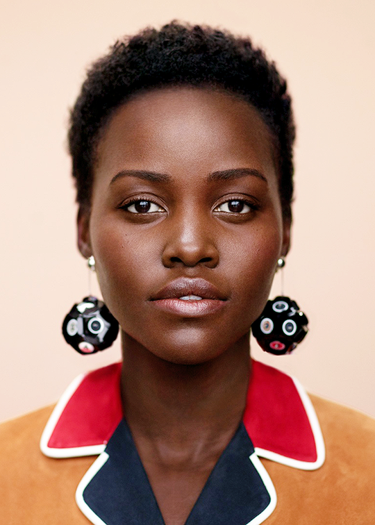 Lupita Nyong O Fashion Superselected Black Fashion