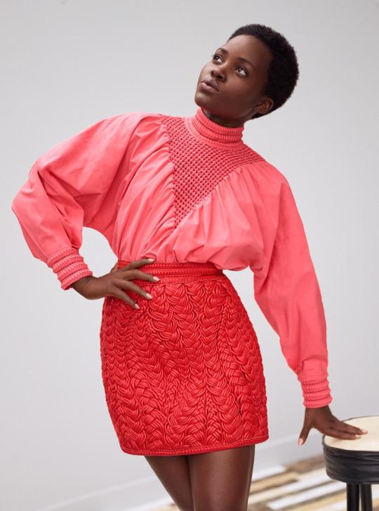 Lupita Nyong'o Fashion 2016