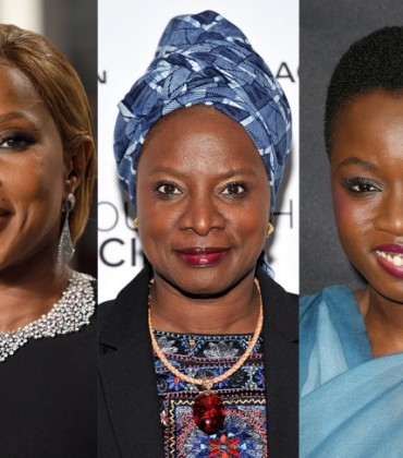 Mary J. Blige, Danai Gurira, Angélique Kidjo, and Many More Declare 'Poverty is Sexist' in Time for International Women's Day.