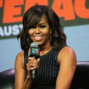 "Michelle Obama Won't Run For President.  Plans to ""Go into My 60s Blazing."""