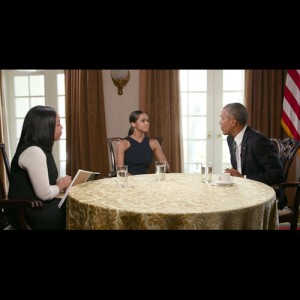 Watch This.  Misty Copeland and President Obama Talk Activism, Body Image, #BlackGirlMagic, and More.