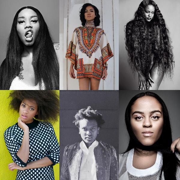 Music Mix, Dai Burger, Azealia Banks, Jhené Aiko, Seinabo Sey, Kilo Kish, Kona,