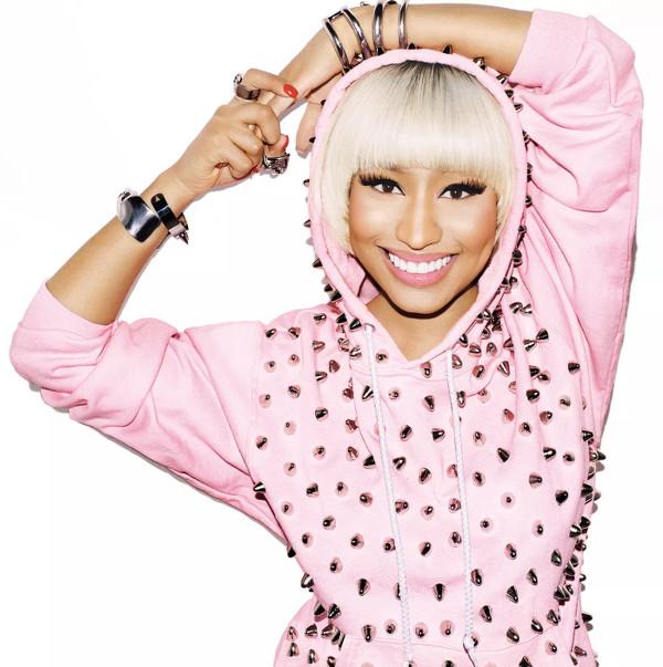 Nicki Minaj NYLON