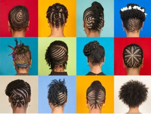 Art. Sonya Clark.  'The Hair Craft Project.'