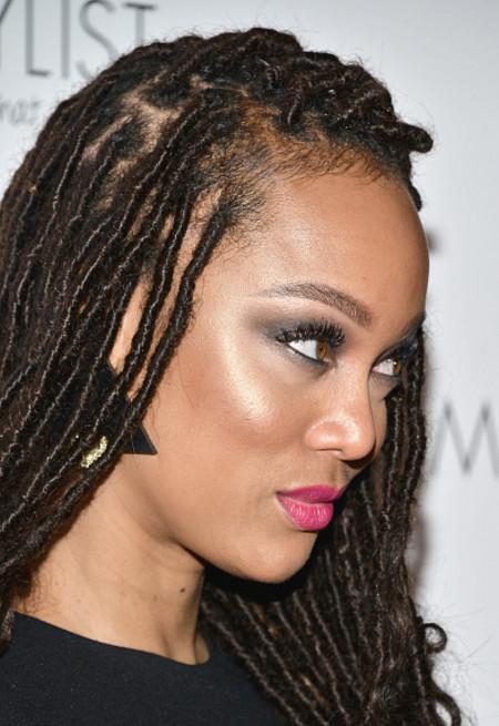 Tyra Banks, Faux Locs, Faux Locs Natural Hair, Black Women Natural Hair