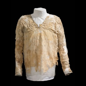 The World's Oldest Woven Garment Found in Egypt.
