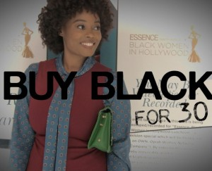 Couple Vows to 'Buy Black' For 30 Days and Makes a Web Series About It.