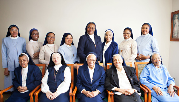 Order of Black Nuns Harlem
