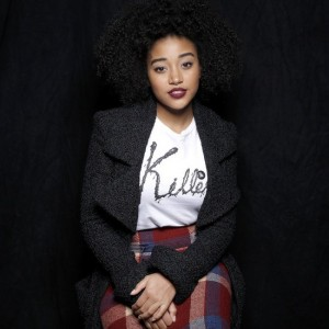 Amandla Stenberg to Star in  'The Hate U Give' – Based on a Black Lives Matter-Inspired Novel.