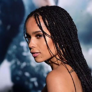 Zoë Kravitz Plans to Write, Direct, and Produce Her Own Projects.