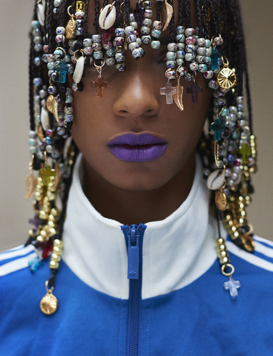 Beads And Braids Superselected Black Fashion Magazine Black Models Black Contemporary
