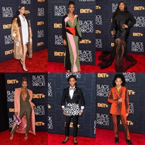 Red Carpet Roundup.  Black Girls Rock! 2016.