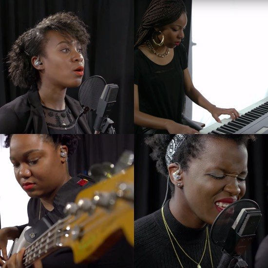 Berklee Black Lives Matter Nina Simon Covers