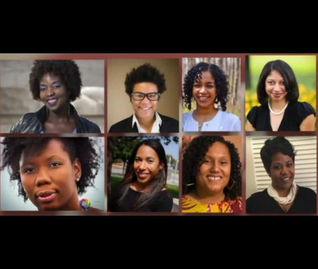 Black Women PhD Indian University