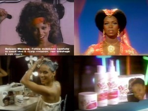 African Queens, Catchy Jingles, and Frederick Douglass.  Vintage Black Hair Commercials Ranked.