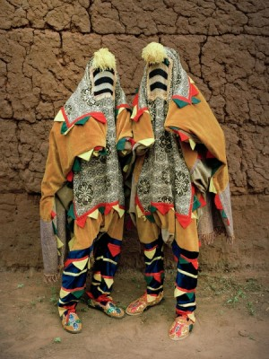 Exhibitions.  Disguise: Masks and Global African Art.