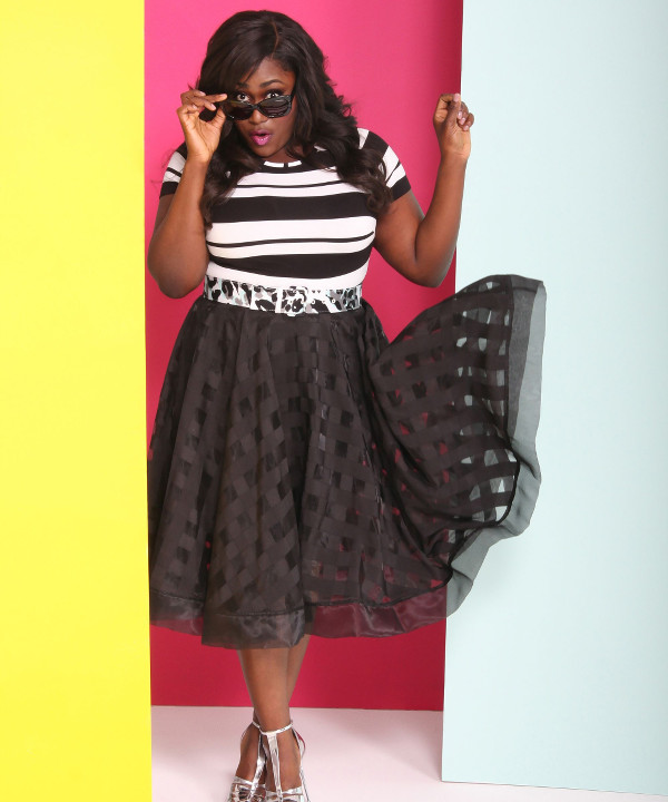 Danielle Brooks Lane Bryant Christian Siriano