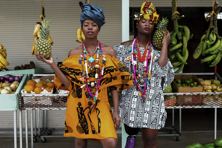 Fanm Djanm, Black Fashion Designers