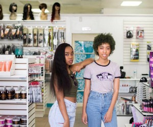 California Sisters Are the Youngest African-American Beauty Supply Shop Owners.