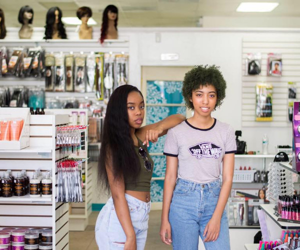 The Fashion Beauty Supply: California Sisters Are The Youngest African-American