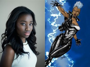 'Girlhood' Star Karidja Touré Also Auditioned for the Part of Storm in 'X-Men: Apocalypse.'