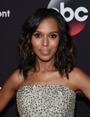 Kerry Washington Was Fired Twice For Not Being 'Hood' Enough.