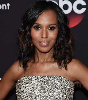 Kerry Washington Lands Development Deal With ABC.