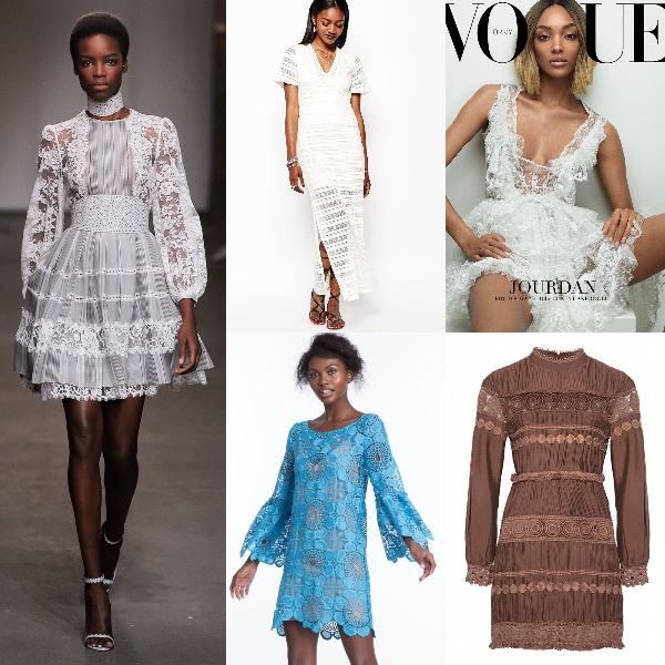 Lace Dresses Spring 2016