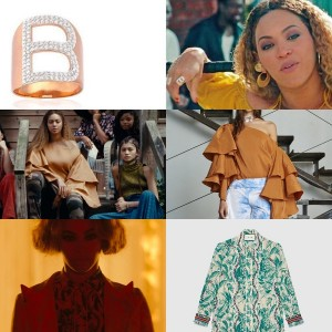 Beyoncé.  #LEMONADE. All The Fashion Credits You NEED TO Know.