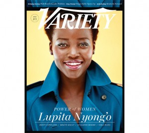 Lupita Nyong'o and Misty Copeland Cover Variety's 'Power of Women' Issue.
