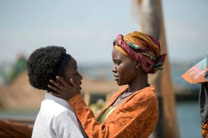 Lupita Nyong'o Shares a Teaser From Her Upcoming Film 'Queen of Katwe.'