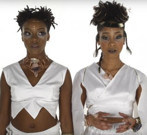 Watch This.  OSHUN Drops Afrofuturistic Visuals for 'Protect Your Self.'