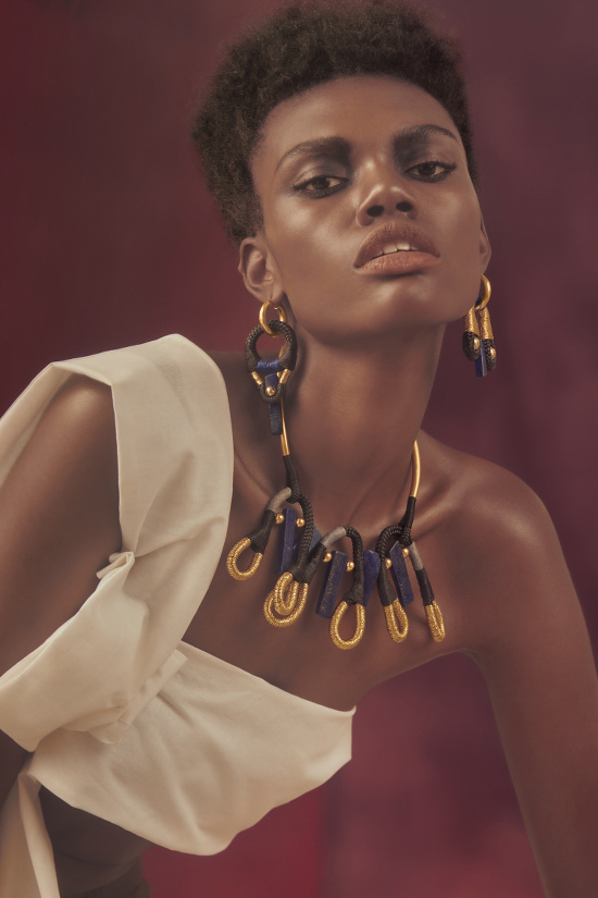 Collections South African Designer Pichulik Pays Homage