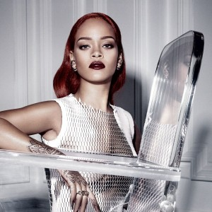Rihanna Inks Deal With LVMH To Launch Her Own Makeup Brand.