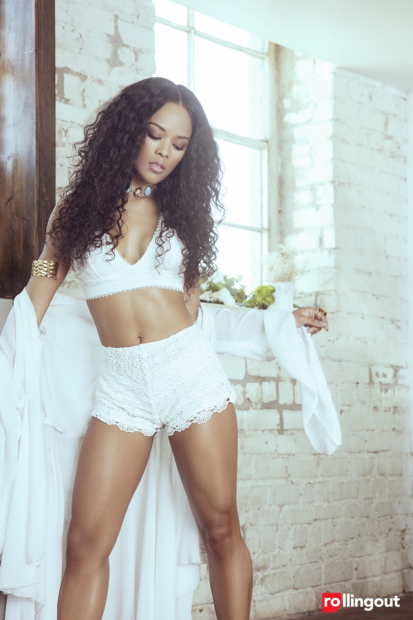 Editorials Serayah Covers Rolling Out Superselected