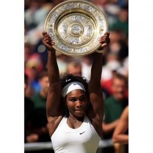 Serena Williams Scores Third Laureus Award Win.  Sets a Record.