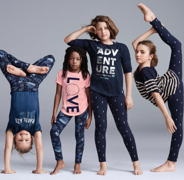 The Gap Ad