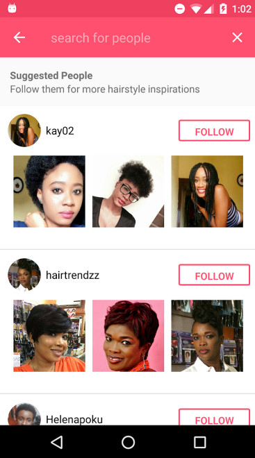 Ghanaian Entrepreneurs Create Global Hairstyle App For Black Women
