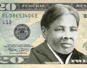 Treasury to Announce Harriet Tubman on the $20 Bill.  Hamilton Will Stay on the $10 Bill.