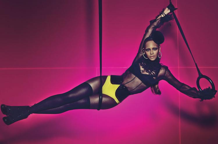 Beyonce W Magazine 2011